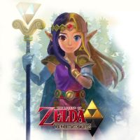 TLoZ : A Link Between Worlds - OST Cover FINAL by arkineus