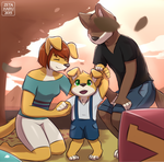 Family Portrait by Zeta-Haru