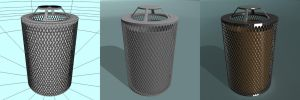 25 Minute Garbage Can by Dionicio