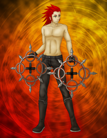 Axel for K-Wauf13 by ryuchan