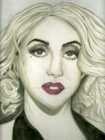 Lady Gaga Color by donna-j