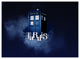 Tardis - Doctor Who by RavenLSD
