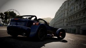 Forza Horizon 2 - Donkervoort D8 GTO by deathmachine630
