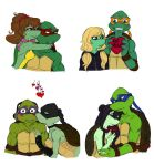 Love is in the air - TMNT by Lily-pily