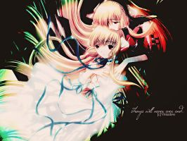 Chobits by Vivianlove