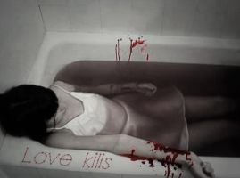 Love kills by icaroshouse