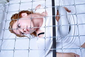 Candi B. Caged 17 by Deathrockstock