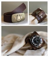 Uncharted Accessories by OrangeMoose