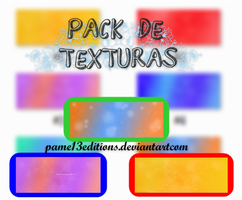 Pack De Texturas by pame13editions