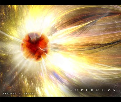 Supernova 1st Prize by BriannaTWedge