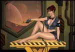 The Galactic Mechanic by James-LeMay-Graphix