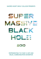 SUPER MASSIVE BLACK HOLE by laitdepomme