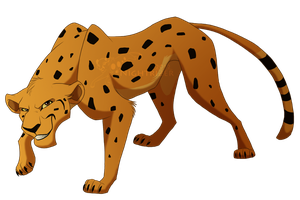 TLK Cheetah by Nightrizer