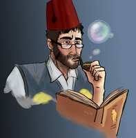 The Intellectual by spookyfoxmulder