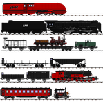 Rolling Stock by soundwave3591