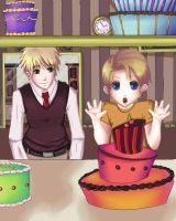 APH-Cake Omnomnom by chez-eh