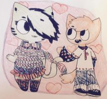 Together forever  by x-vanilla-cupcakes-x