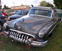 50' Buick Roadmaster by Mister-Lou