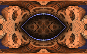 A fractal Cave for Ali Baba by PhotoComix2