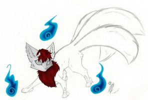 Lumira's Small form by Kira-Nightshade