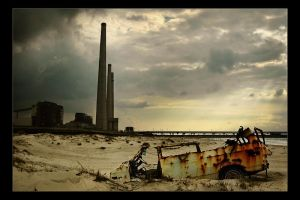 Scars Of Humanity by gilad