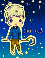 Jack Frost by xCandyBearx