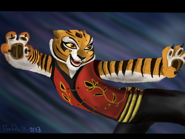 Master Tigress by Victory-S