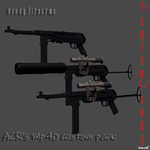 ACR's Custom MP40 pack by DamianHandy