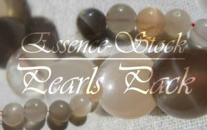 Pearls Pack - RO by Essence-stock