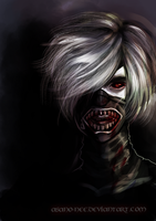Tokyo Ghoul by Asano-nee
