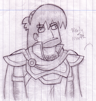 MANLEH MARTH by Chloemew4ever
