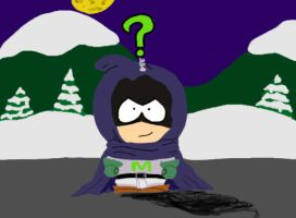 Mysterion - AT with Mia by xXChibiStarrXx
