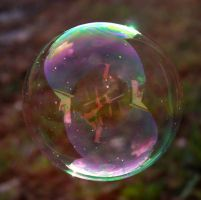 Find Your Bubble by PuRealityPhotography