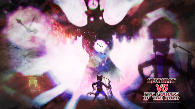 Ootani VS The Forces of the Void by Ootani-kun