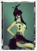 Deadly Mistress II by Ghouldaddy