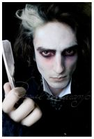 Sweeney Todd by moOnxinha
