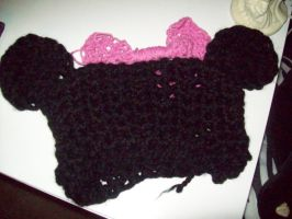 - Minnie Mouse Hat || Hand Crochet by Japaneko