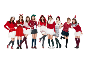RENDER SNSD by LuHannie1071999
