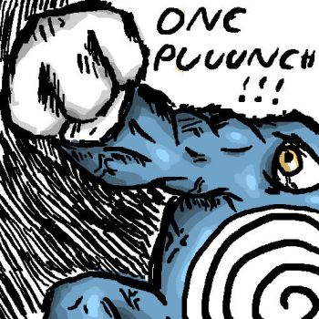 One Punch Poli by Tensione16