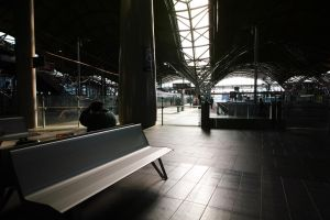 Southern Cross station by thespook