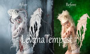 Before and After BrightLight by LevanaTempest