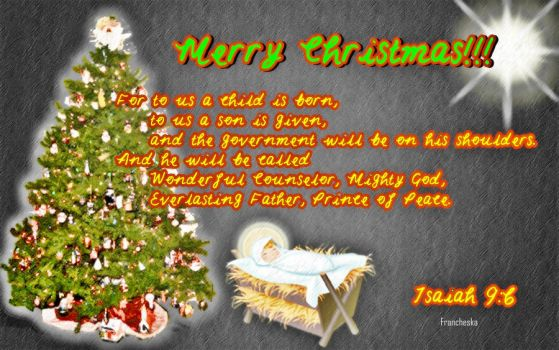 Merry Christmas!! .. :DD by Editorgirl0705