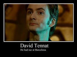 David Tennant by cluts808