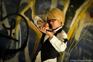 APH America Cosplay by TheTwistedWonderland