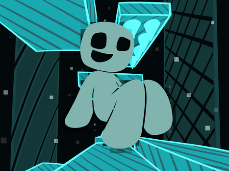 Just VVVVVV Fanart by cheesycoke