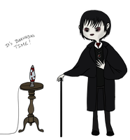 Request: Barnabas by June-Rosenfield