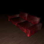 Couch by kalyanirajalingham