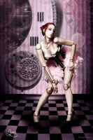 Mechanique Doll by MissJamieBrown