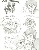 iCarly Doodles 22 by Kurofaikitty