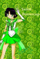Sailor Buttercup by EchoVoice713